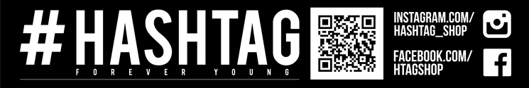 Hashtag Shop - Forever Young