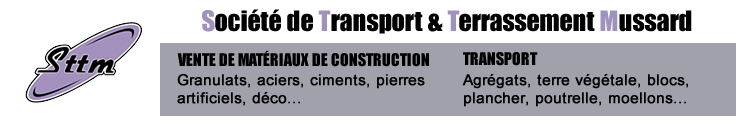 Société de Transport et de Terassement Mussard