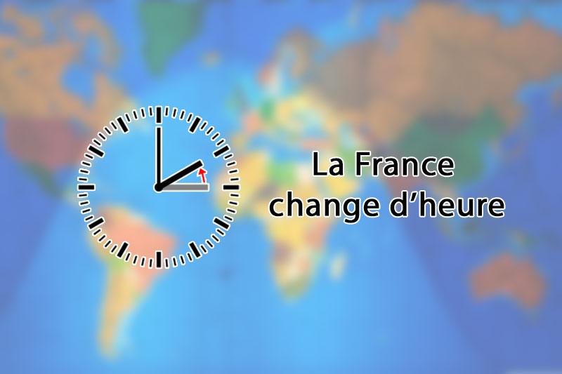 Changement d heure en france ce week end - Changement heure hiver 2017 france ...