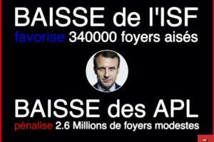 Image APL et ISF